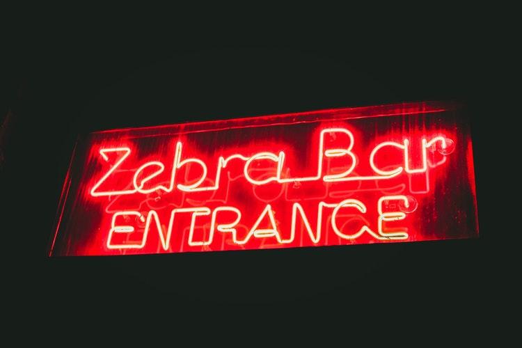 zebra-bar-entrance