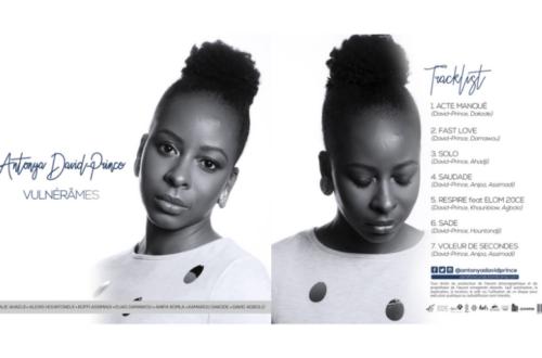 Article : Vulnérâmes, la poésie musicale d'Antonya David-Prince